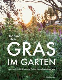 Gras im Garten
