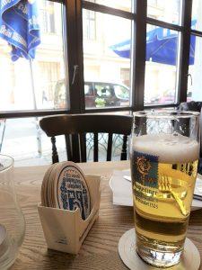 Helles Augustiner Bier